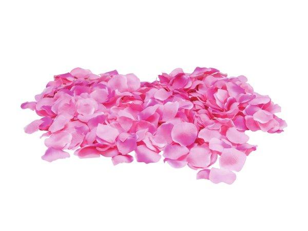EUROPALMS Rosenblätter, künstlich, pink, 500x