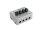 OMNITRONIC LH-010 4-Kanal-Mixer passiv