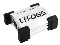 OMNITRONIC LH-065 DI-Box aktiv