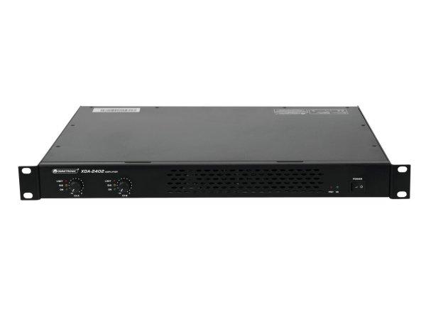 OMNITRONIC XDA-2402 Class-D-Verstärker