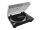 OMNITRONIC DD-2520 USB-Plattenspieler sw