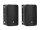 OMNITRONIC ODP-204 Installationslautsprecher 16 Ohm schwarz 2x