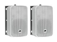 OMNITRONIC ODP-204T Installationslautsprecher 100V weiß 2x