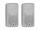 OMNITRONIC ODP-206T Installationslautsprecher 100V weiß 2x