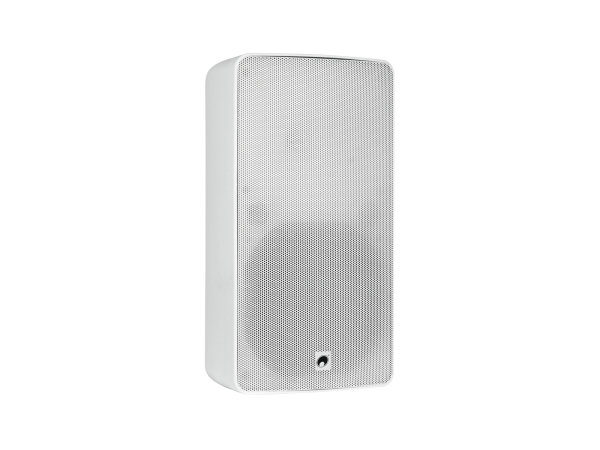 OMNITRONIC ODP-208T Installationslautsprecher 100V weiß
