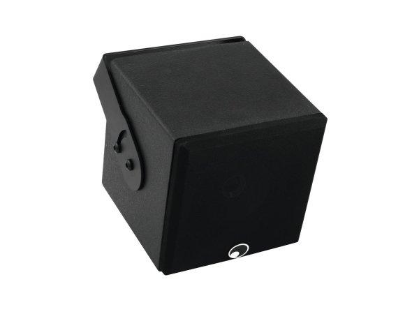 OMNITRONIC QI-5 Koaxial-Wandlautsprecher schwarz