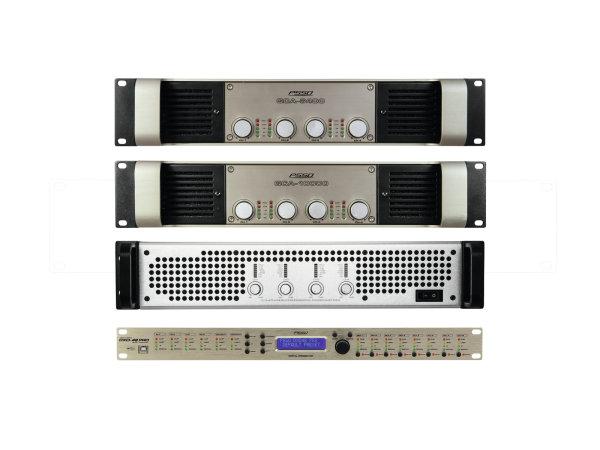 PSSO Amp Set MK2 für Line-Array L