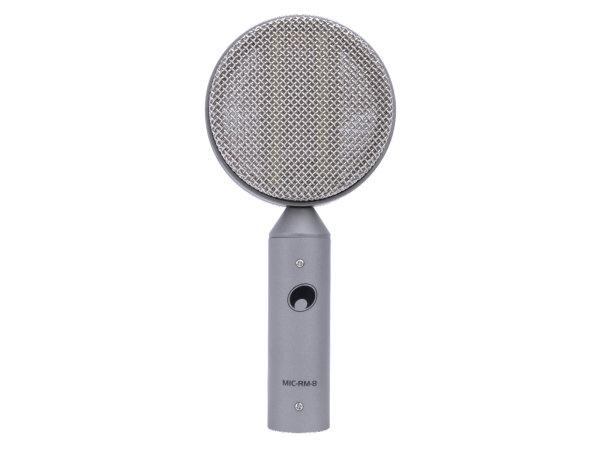 OMNITRONIC MIC RM-8 Bändchenmikrofon Lolly