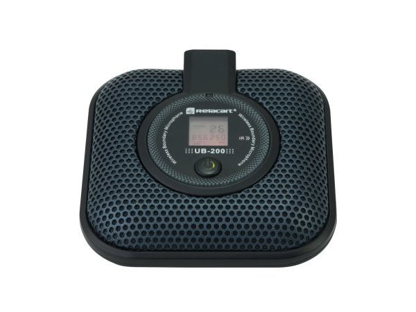 RELACART UB-200 UHF-Grenzflächenmikrofon