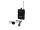 OMNITRONIC UHF-100 BP Taschensender 864.1MHz (grau)