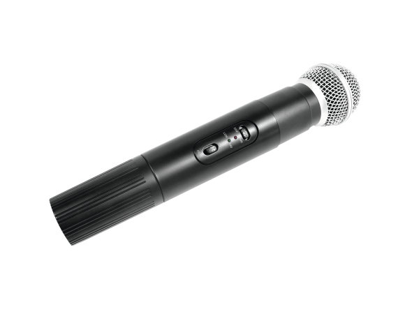 OMNITRONIC VHF-450 Handmikrofon 211,7 MHz