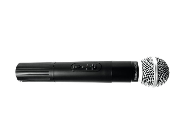 OMNITRONIC VHF-450 Handmikrofon 174,1 MHz