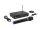 OMNITRONIC VHF-101 Funkmikrofon-System 201.60MHz