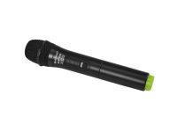 OMNITRONIC VHF-100 Handmikrofon 207.55MHz
