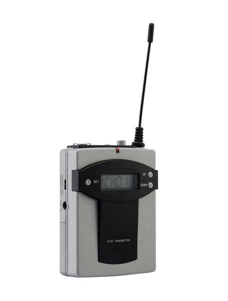 OMNITRONIC TM-105 Taschensenderset XLR WAMS-05