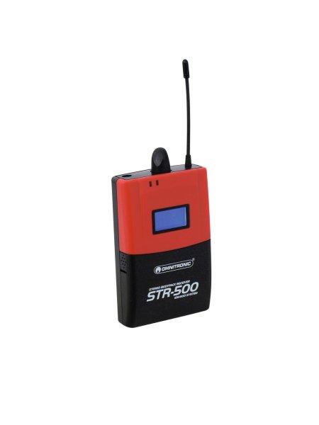 OMNITRONIC STR-500 Taschenempfänger IEM