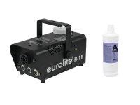 EUROLITE Set N-11 LED Hybrid amber Nebelmaschine + A2D...