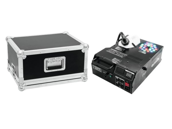 EUROLITE Set NSF-350 LED Hybrid Spray Fogger + Case