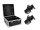 EUROLITE Set 2x LED TSL-200 Scan COB + Case