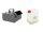 EUROLITE Set BW-200 Seifenblasenmaschine + Seifenblasenkonzentrat für 5l