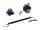 EUROLITE Set LED Buzzer-Polizeilicht blau + LED Mini D-4 + UV-Röhre Komplettset 60cm 13W