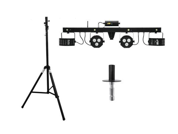 EUROLITE Set LED KLS Laser Bar FX + STV-40-WOT Alustativ