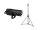 EUROLITE Set LED SL-160 Search Light + STV-200 Verfolgerstativ, Edelstahl
