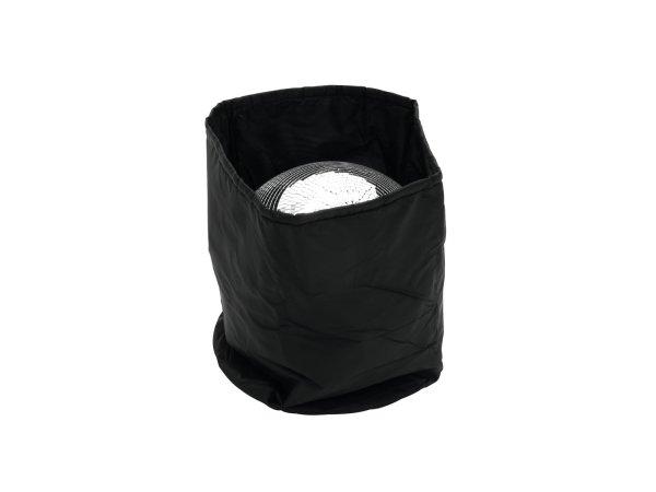 EUROLITE Set Spiegelkugel 30cm + Soft-Bag