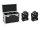 EUROLITE Set 2x LED MFX-3 Action Cube + Case
