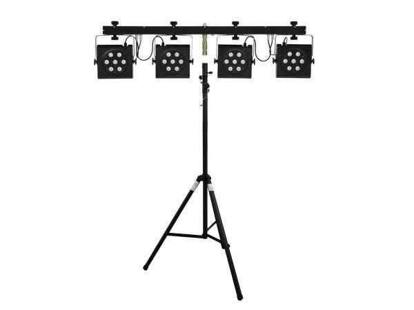 EUROLITE Set LED KLS-801 + STV-40-WOT Alustativ