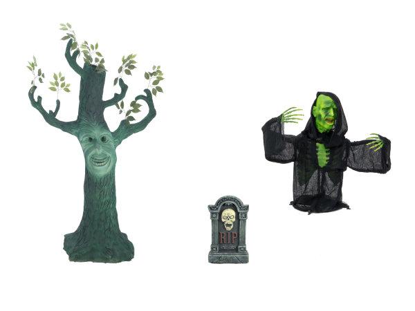 EUROPALMS Set Halloween GEISTERBAUM