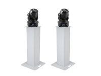 EUROLITE Set 2x Stage Stand 100cm + 2x LED TMH-60 MK2