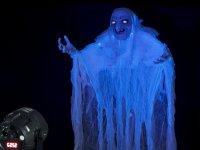 EUROPALMS Set Halloween HEXE + LED PARty UV Spot