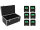 EUROLITE Set 6x LED TL-4 Trusslight + Case