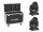 EUROLITE Set 2x LED TMH-X12 + Case
