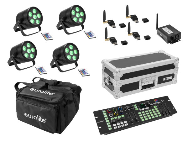 EUROLITE AKKU Mobile Bundle