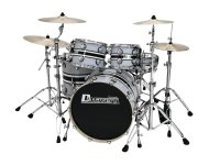 DIMAVERY DS-600 Schlagzeug-Set