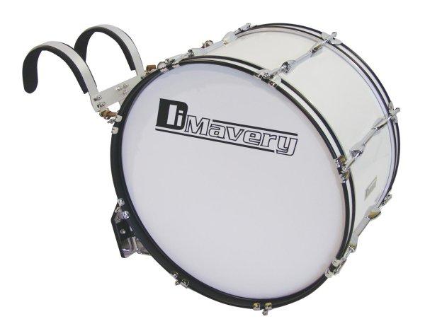 DIMAVERY MB-428 Marsch-Bass-Trommel 28x12