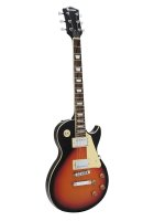 DIMAVERY LP-520 E-Gitarre, sunburst