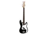 DIMAVERY PB-320 E-Bass, schwarz