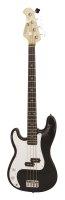DIMAVERY PB-320 E-Bass LH, schwarz