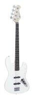 DIMAVERY JB-302 E-Bass, weiß