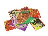 DIMAVERY 5-Saitensatz E-Bass, 045-125