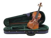 DIMAVERY Violine 1/4 mit Bogen, im Case
