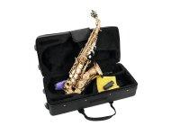 DIMAVERY SP-20 Bb Sopransaxophon, gold