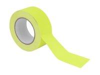 ACCESSORY Gaffa Tape 50mm x 25m neongelb UV-aktiv