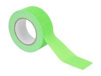 ACCESSORY Gaffa Tape 50mm x 25m neongrün UV-aktiv