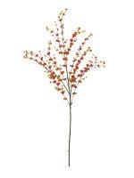 EUROPALMS Eukalyptuszweig, künstlich, orange, 110cm