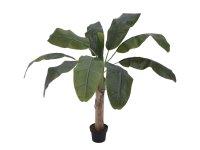 EUROPALMS Bananenbaum, Kunstpflanze, 100cm