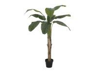 EUROPALMS Bananenbaum, Kunstpflanze, 145cm